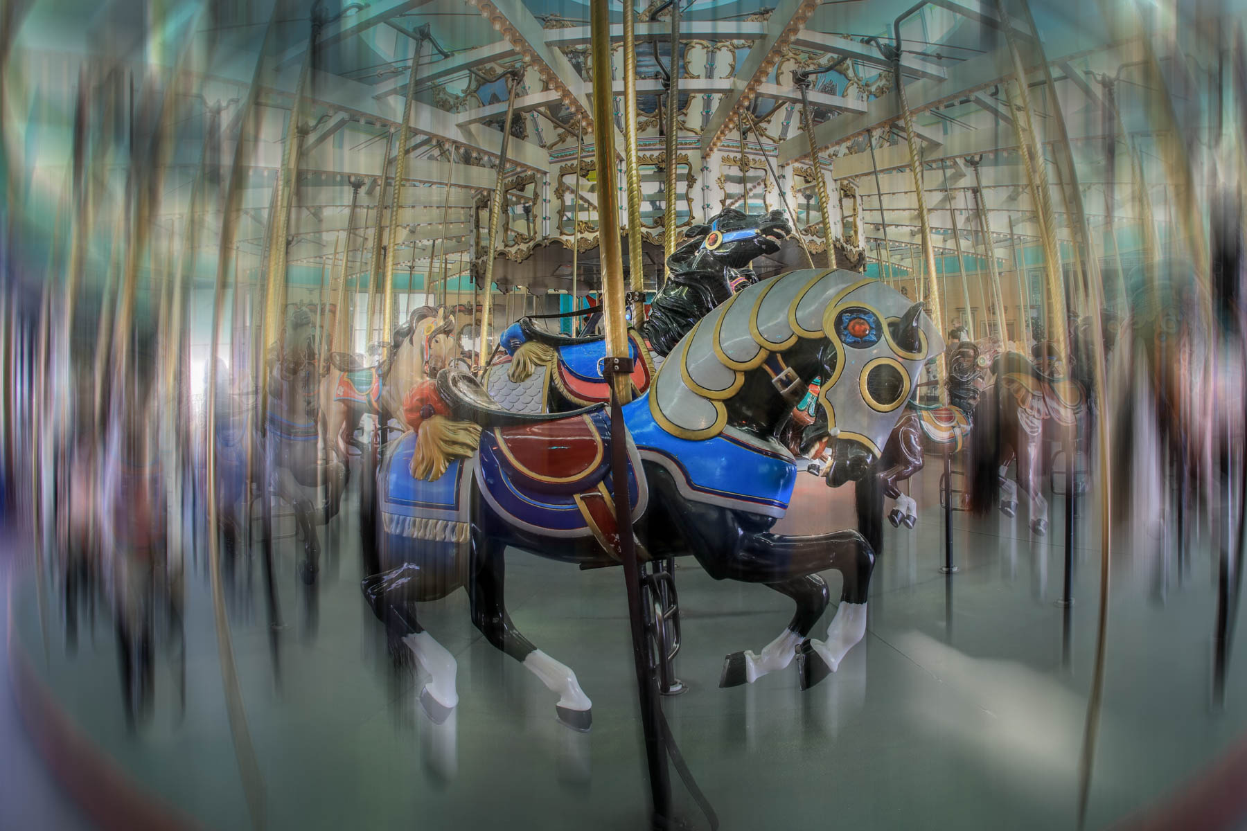 Those beautiful Carousels by Jim Berger Photographer