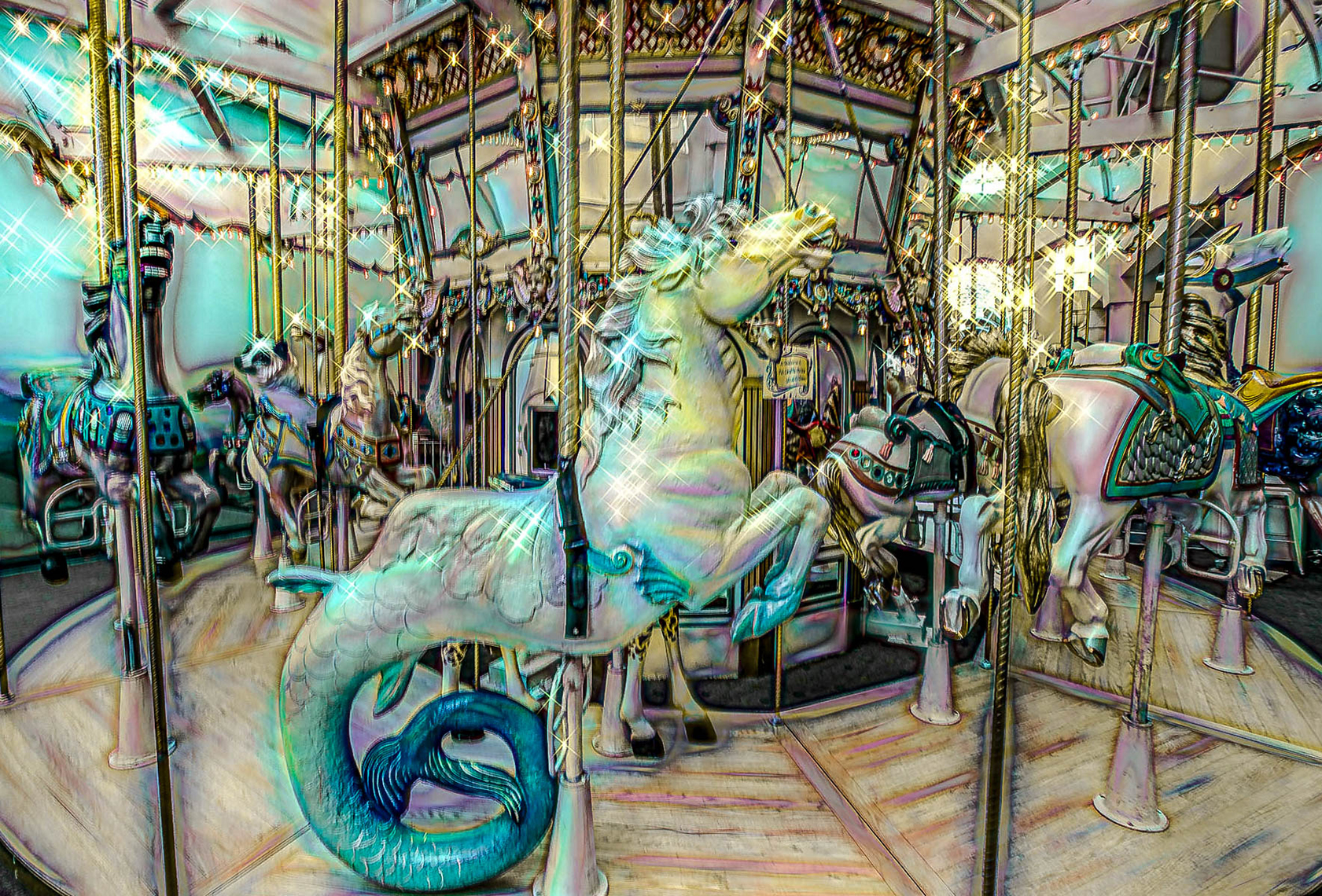 Carousels by Jim Berger Photographer